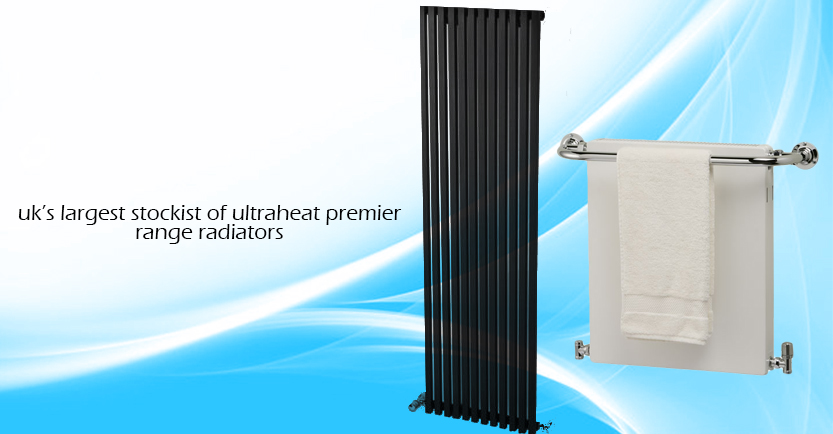 uk's largest stockist of ultraheat premier range radiators