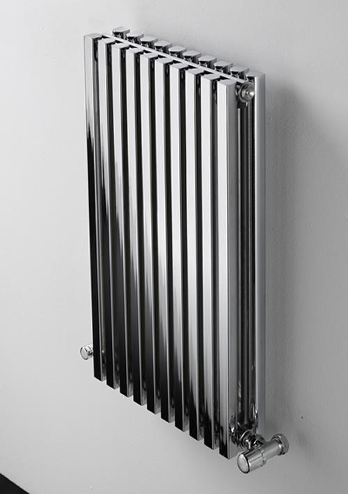 Ultraheat Kolon Radiators Chrome
